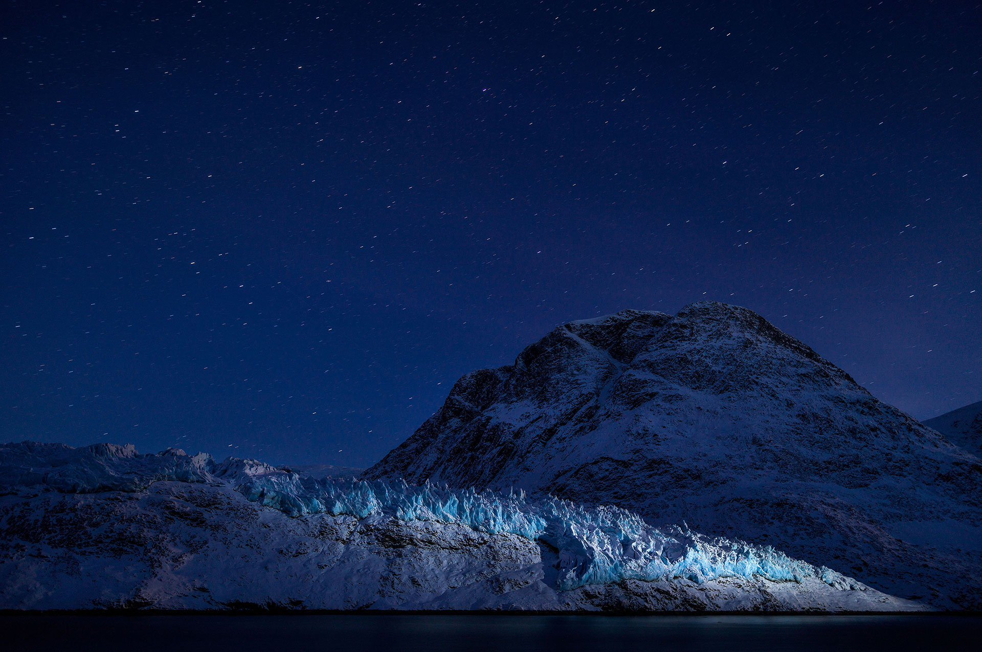 Mountain of Land + Ice - Sven Nieder