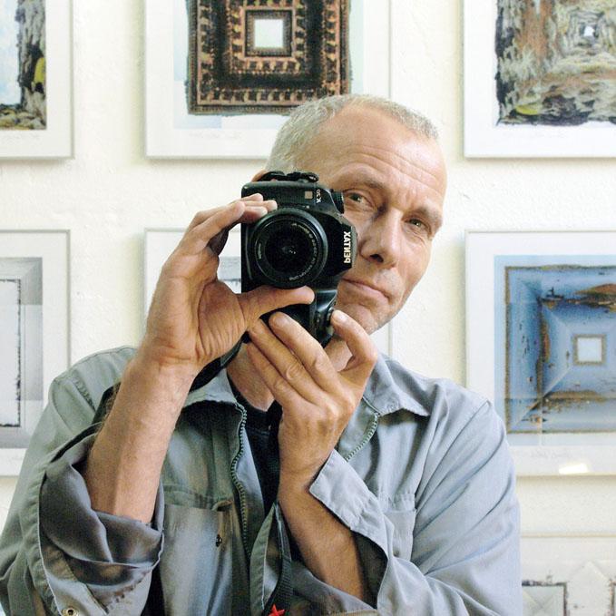 Portrait 3 - Hanno Kübler