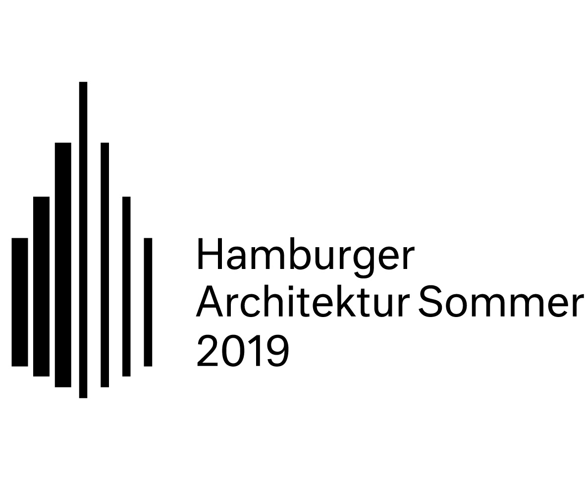 Logo Hamburger Architektur Sommer 2019