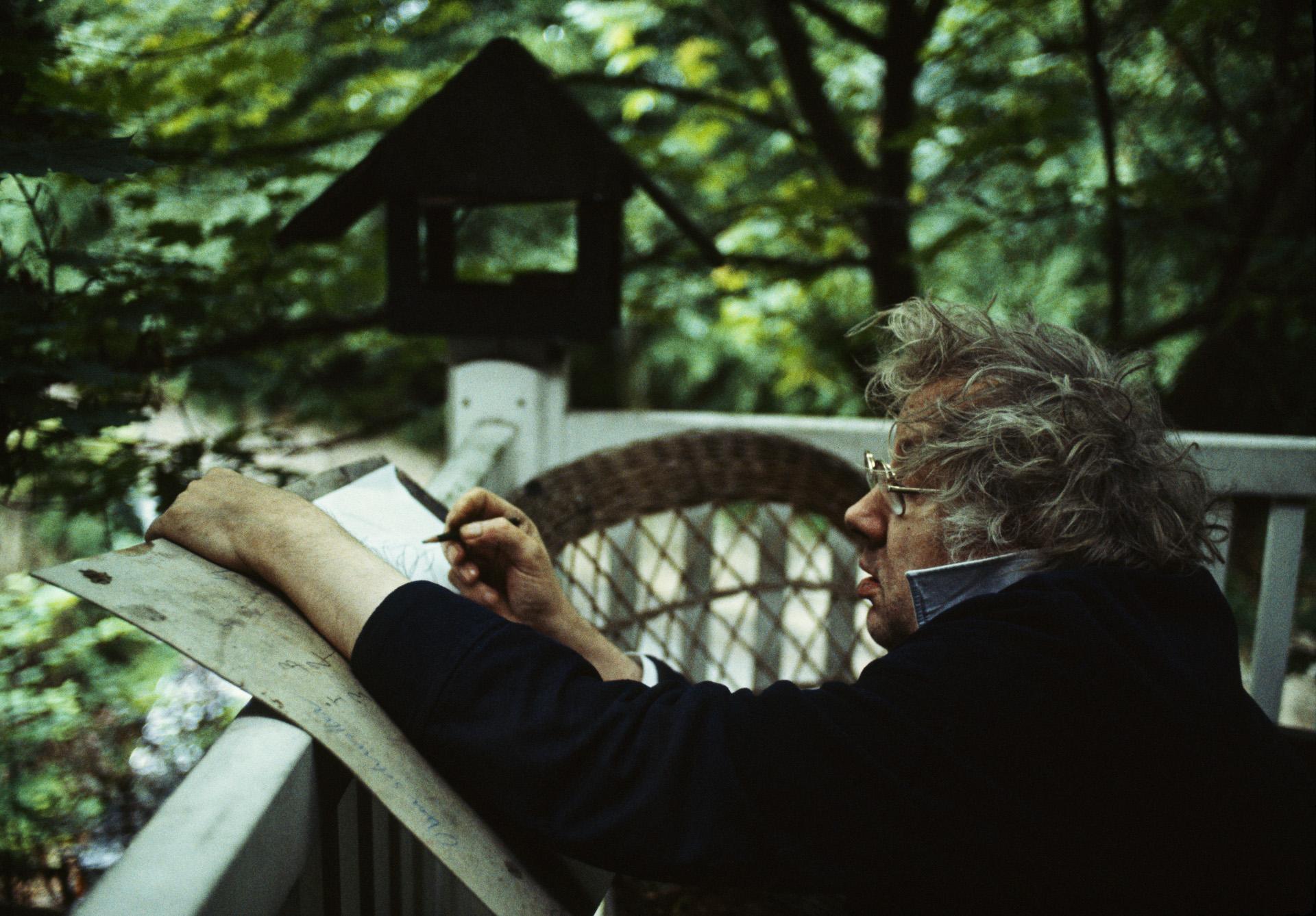 Horst Janssen zum 90. Geburtstag: